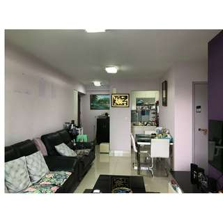 DBSS Park Central @ AMK St 52 4 room flat for sale - Excellent location