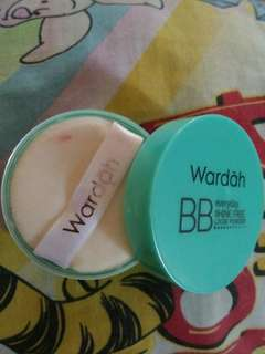 Wardah BB Lose Powder