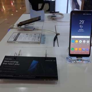 Samsung Galaxy A8+ Promo Bunga 0,99%