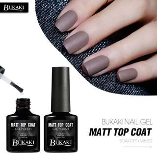 Matt Top Coat UV LED 8ml