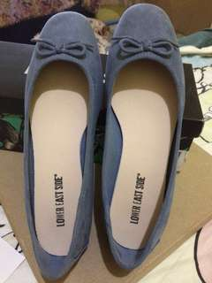 repriced ⬇️ blue ballet shoes