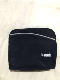La prairie toiletries bag / make up bag (complementary from Malaysia airlines)