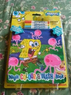 Magic Colour &  Wash Book