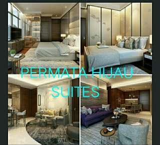 Apartment Permata Hijau Suites