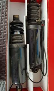 Harley Davidson Touring Rear Shocks