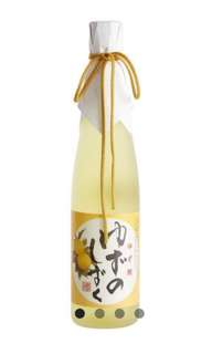 日本 鶴見酒糙 柚子酒