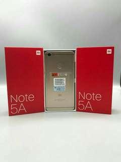 Xiaomi redmi note 5a 4/64 gold bisa kredit tanpa kartu kredit proses cepat bunga rendah