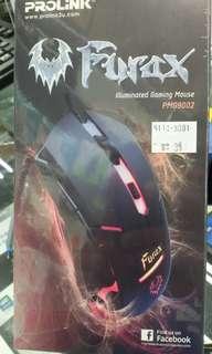 Prolink PMG9002 furax gaming mouse