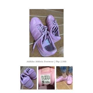 Addidas Athletic Footwear