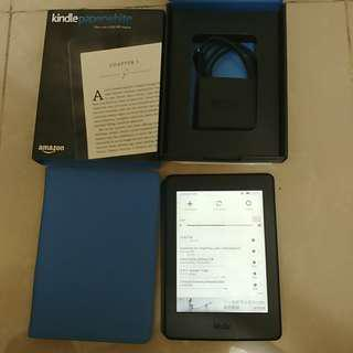 99% new Kindle Paperwhite 3