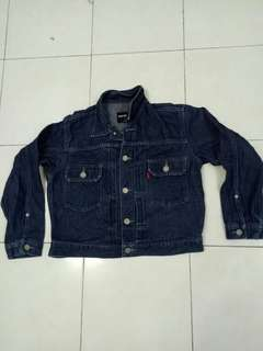 Jacket Jeans uniqlo
