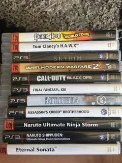 Ps3 games 300-500 php