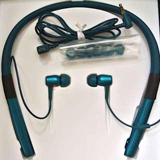 MDR-EX750BT (BLUE)