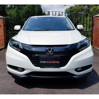 Honda Vezel 1.5A For lease @ $1.9k per month only
