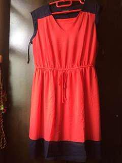 Dress cantik big size