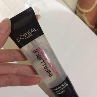 infallible primer l'oréal