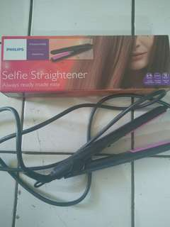 Philips selfie straightener