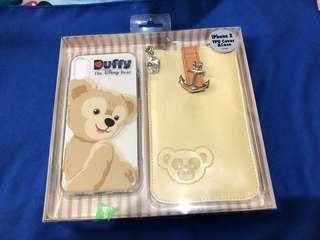 Disney Duffy iPhone X case set