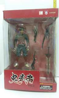 Capcom Art Of War Onimusha Akechi Hidemitsu Figure