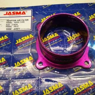 Apexi air filter adaptor 3inch
