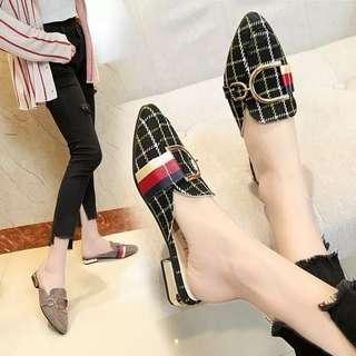 🚚 尖頭拖鞋