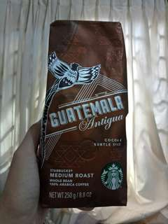 Starbucks guatemala antigua share in jar/ beli semua