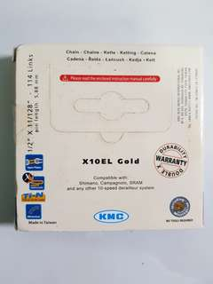 KMC Gold Chain