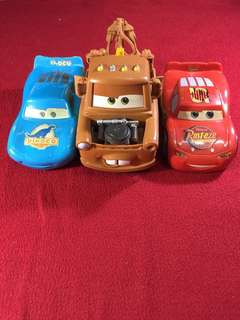 Cars Toy Set