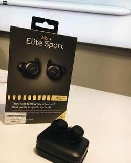 Jabra Elite Sport 藍牙耳機 (包郵)