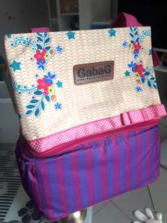 Gabag Joanna cooler bag tas ASI