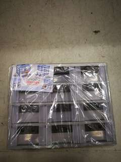 Brand new Toyogo Storage Drawers with Partitions
