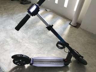 Good condition Inspirgo / E-TWOW e-scooter to let go