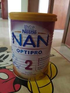Nan Optipro 2 (SOLD)/Enfamil A+ 2/ Friso Gold 2