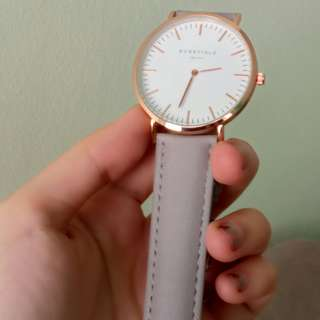 (Courier +$2.50) Grey Watch