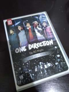 One Direction: Up All Night Live Tour DVD