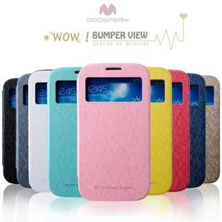 🚚 Goospery Samsung S3 Wow! Bumper View Case (Authentic)