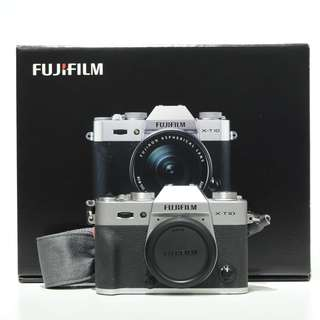 Fujifilm X-T10 Body Only (Silver)