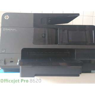 HP Officejet Pro 8620 (faulty)