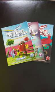 Science Adventures - Level 2