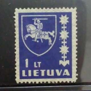 [lapyip1230] 立匋宛獨立國 1938年 國徽 新票 Mint