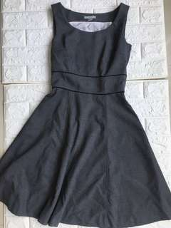 H&M simply grey dress