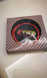 Toyota TRD wheel Cap emblem