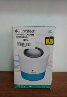 Logitech Multimedia Speaker