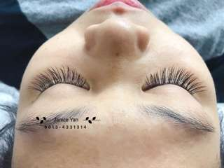 Eyelash Extension 4D
