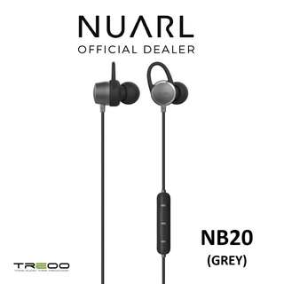 Nuarl NB20 Wireless Stereo Bluetooth Earphones with In-line Microphone