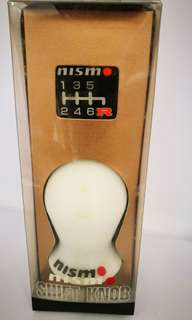 Nissan Nismo manual gear knob