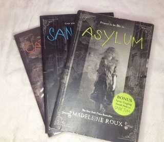 Asylum, Sanctum, Catacomb (SERIES)