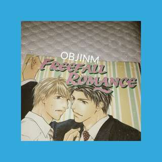 [MANGA/BL SERIES] Freefall Romance