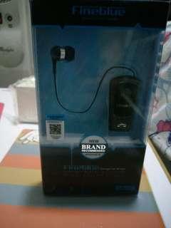 Fineblue藍牙耳機