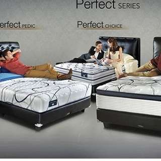 Comforta spring bed X7